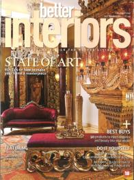 Better Interiors September 2014